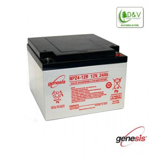 Batteria Genesis NP24-12 - 12V 24Ah