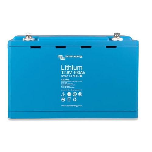 Batteria 100AH Litio-Ferrofosfato LiFePO4 Victron Energy Smart