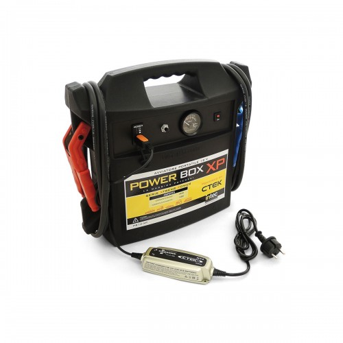 AVVIATORE BOOSTER PROFESSIONALE 12V PB12 POWER BOX XP